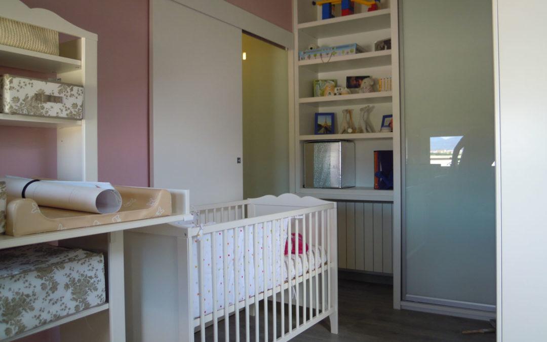 Reforma baño y habitación de bebe